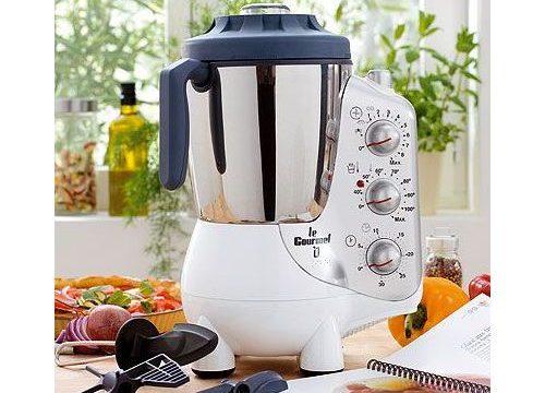 Robot de cocina Gourmet